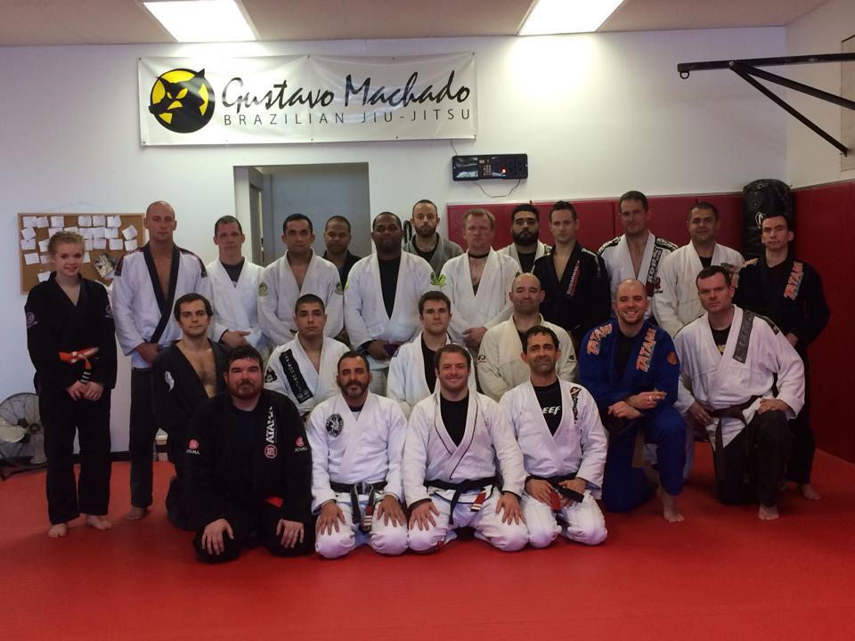 Clark Gracie @ Top Game BJJ Academy – 05/2014